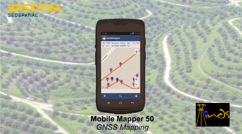 Mobile Mapper 50